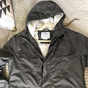Nike Storm-Fit grey jacket